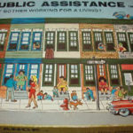 Public Assistance Anti-Welfare Board Game
