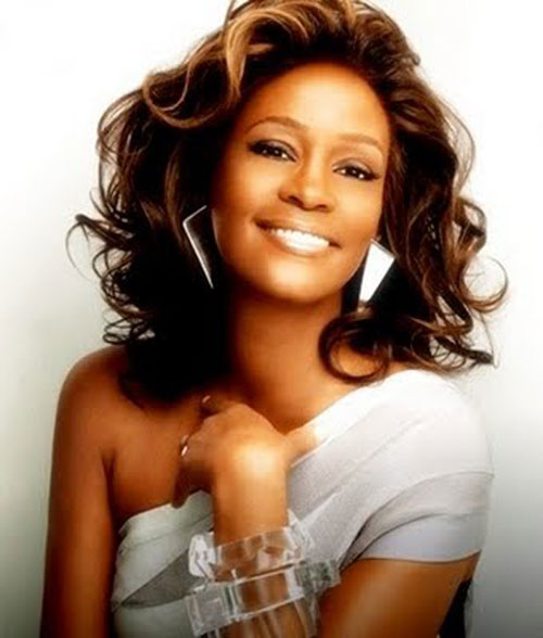 Picture of Whitney Houston (August 9, 1963 – February 11, 2012)
