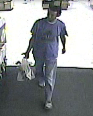 Photo image of possible Cordova serial rapist