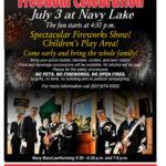 Photo – Flag City Freedom Celebration at Navy Lake on July 3