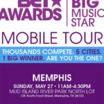 BET Awards Next BIG Music Star in Memphis, TN