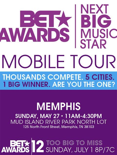PHOTO: BET Awards Next Big Star Mobile Tour