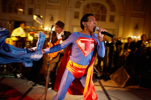 Tyrone Smith Revue with Super T