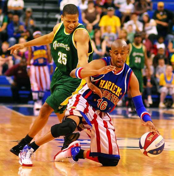 The Harlem Globetrotters Basketball Memphis, TN FedExForum